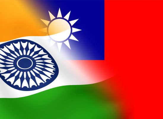 Taiwan pushes for a FTA with India