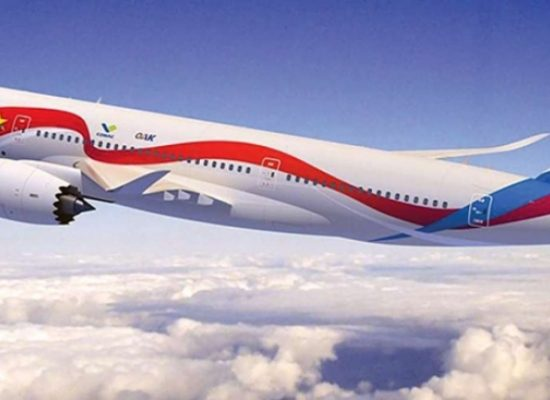 China & Russia to Develop a Wide-bodied Aircraft