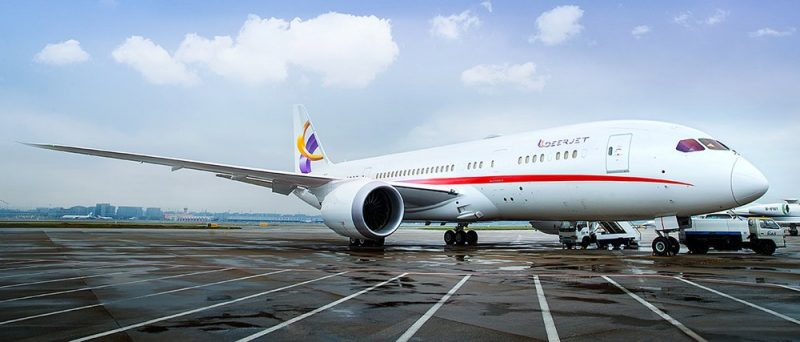 China Takes VIP Jets to the Extreme