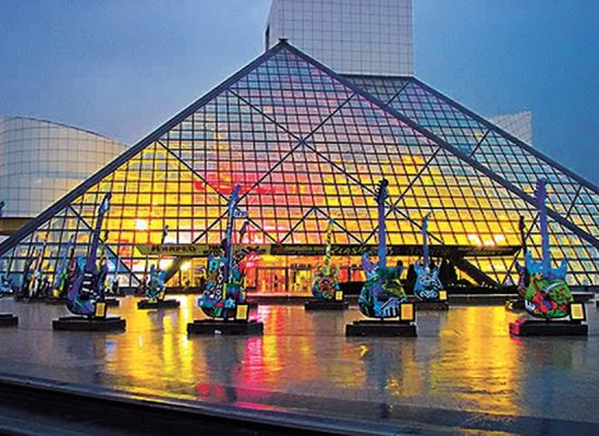 Rock and Roll Hall of Fame plans expansion into Japan