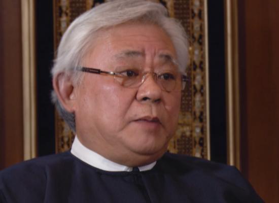 Myanmar's Serge Pun Wants Myanmar to Focus on Business