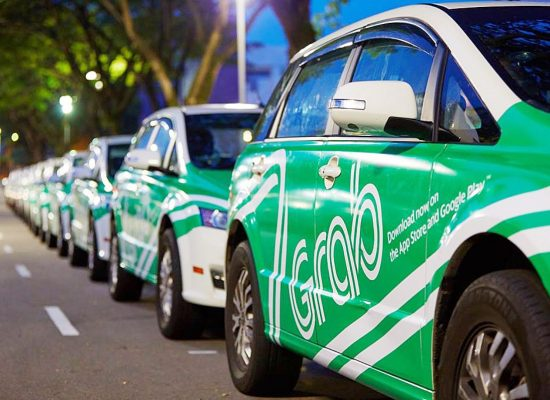 Grab, Southeast Asia's Uber, Gets $2.5B In Funding
