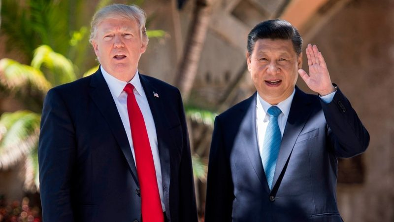 China wants to step in as a rift between the US and its European allies widens