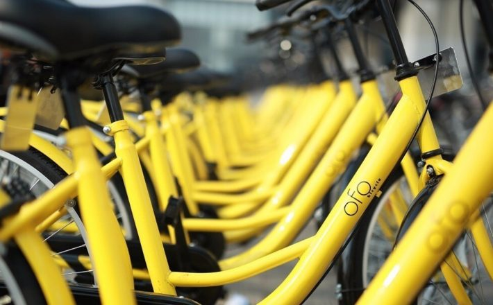 China's Bike-Sharing Giant ofo Comes to Bangkok