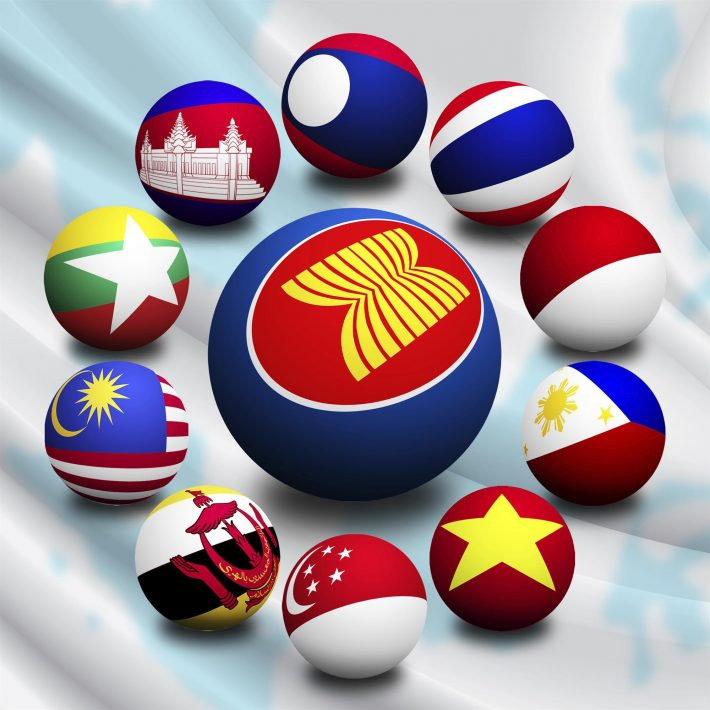 ASEAN at 50 years old