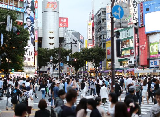 Japanese Tourism Number on the Rise