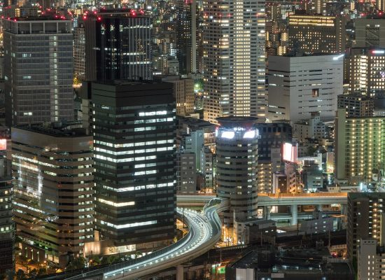 Japanese business confidence is up
