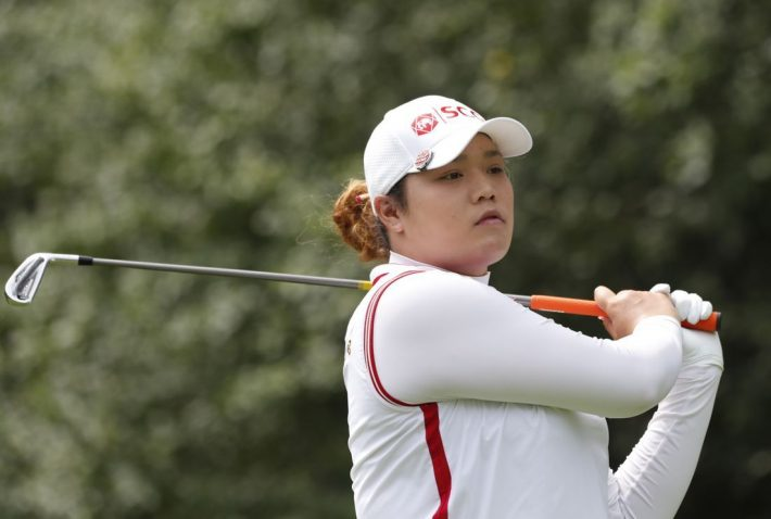 A Chat with Ariya Jutanugarn