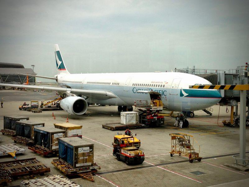 Hong Kong – Taipei the world's busiest international passenger route