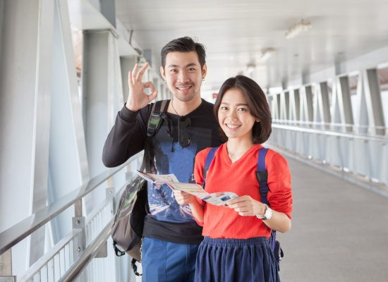 Gearing up to travel during the Golden Week holiday