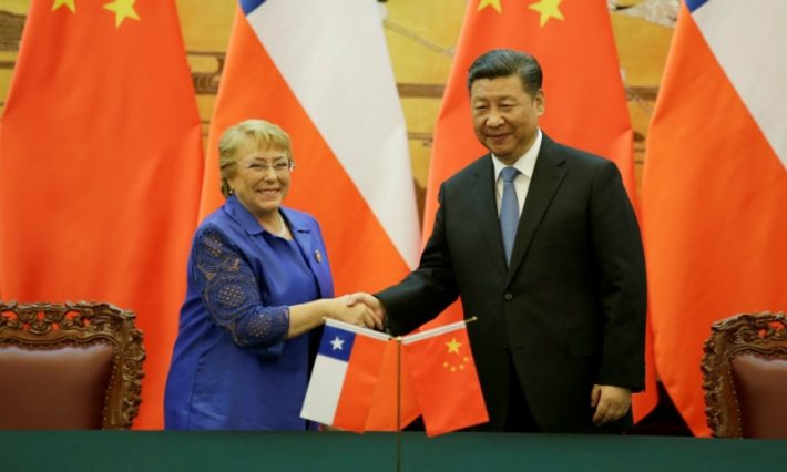 China, Chile 'landmark' FTA seen as a boon