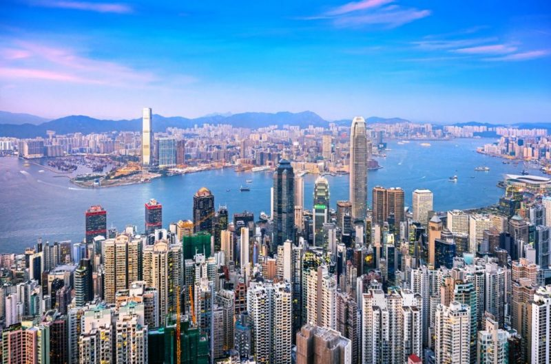Hong Kong ramps up role in Belt, Road
