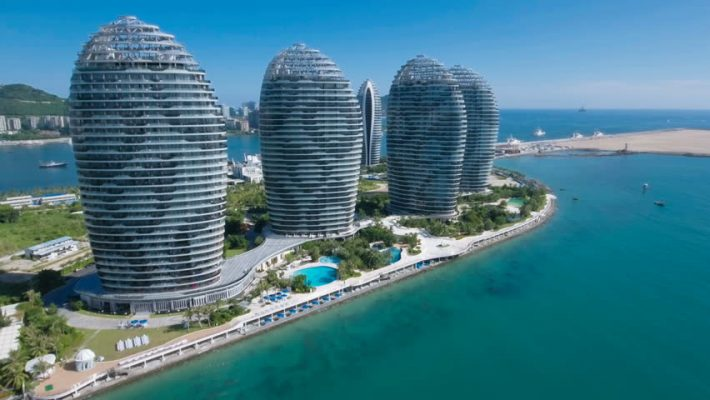Sanya's Tourism is Booming