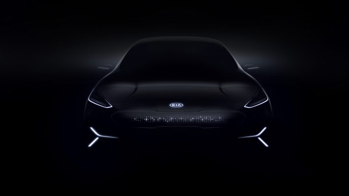 Kia's New EV a Hint of Things to Come