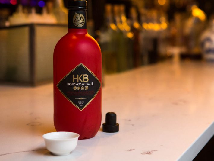 The bar owner bringing baijiu to Great Britain