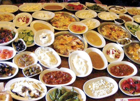 A Blend From Asia: Up Close & Personal with Turkish Cuisine