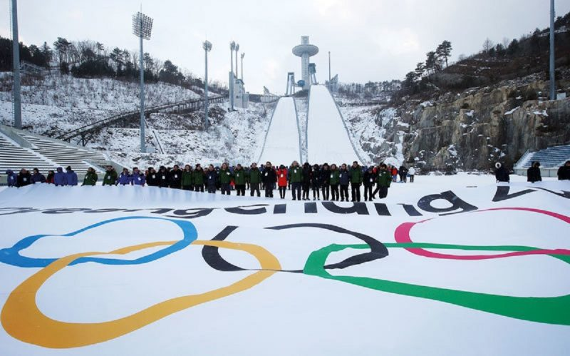 'Global shift' as Olympics set up shop in Asia