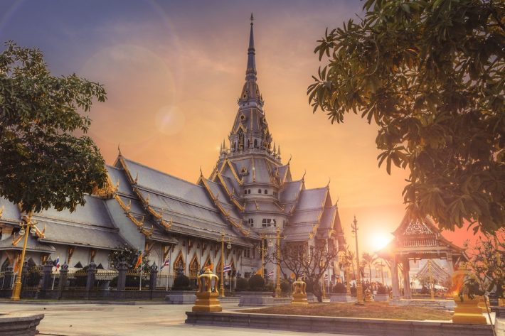The History of Southeast Asia