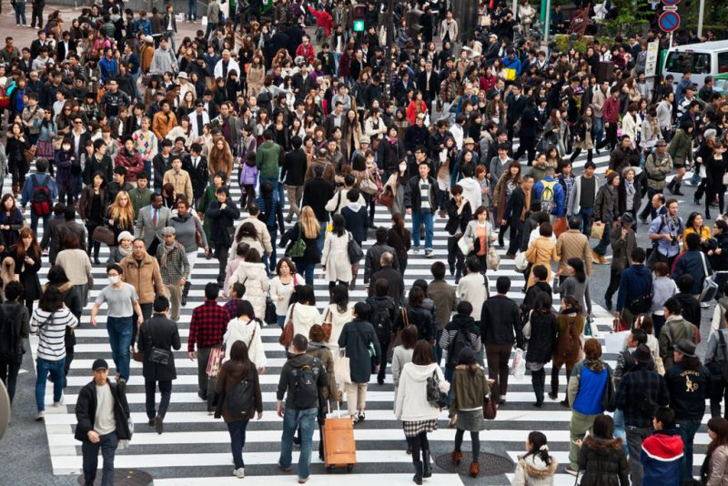 The Staggering Growth in Population