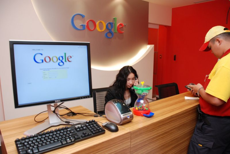 Taipei to house the largest R & D center for Google in Asia Pacific