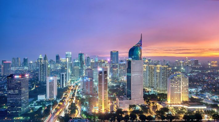Indonesia on the Rise