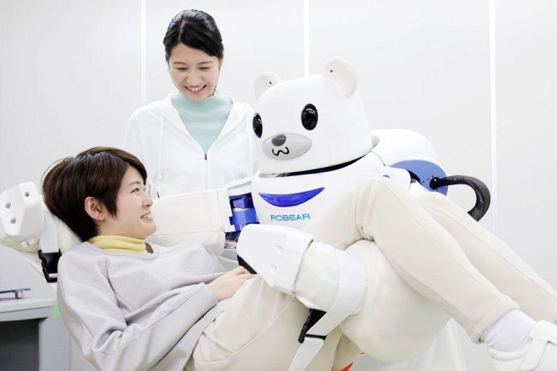Technology to help the Aging Crisis in Japan