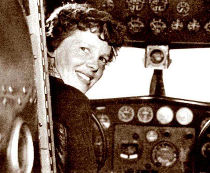 Pacific island bones likely those of Amelia Earhart